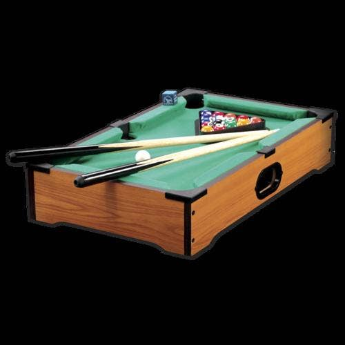 TABLE DE BILLARD MINIATURE