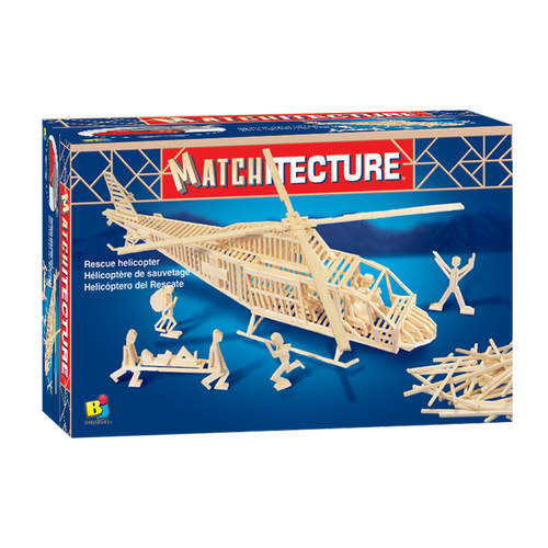 MATCHITECTURE HELICOPTERE