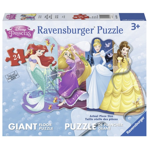 Ct 24 Jolies Princesses Disney