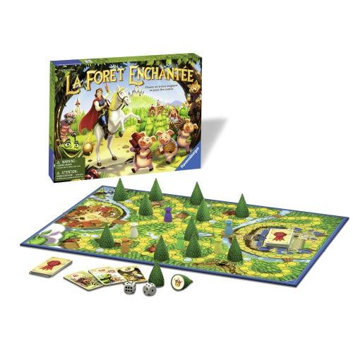 FR La Forêt Enchantée