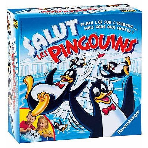 JS SALUT LES PINGOUINS