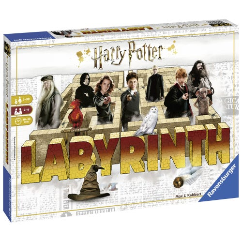 MTL Labyrinthe Harry Potter™