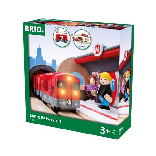 BRIO CIRCUIT METRO