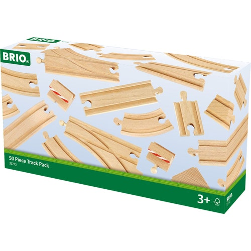 BRIO COFFRET EVOLUTION 50 PC