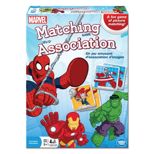Marvel Matching
