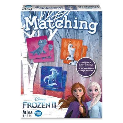 Frozen 2 Matching