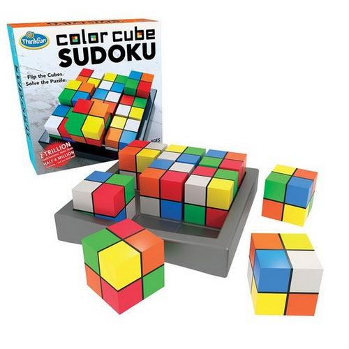 JS COLOR CUBE SUDOKU