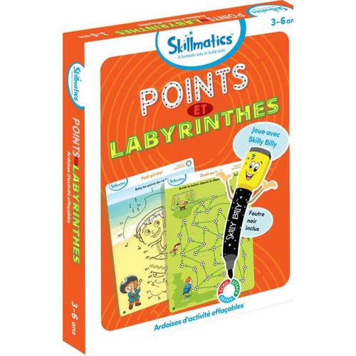POINTS & LABYRINTHES