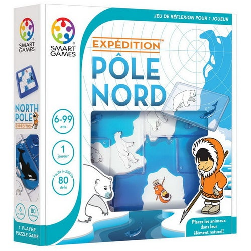 JS EXPEDITION POLE NORD