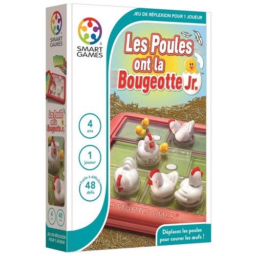 POULES ONT LA BOUGEOTTE JR