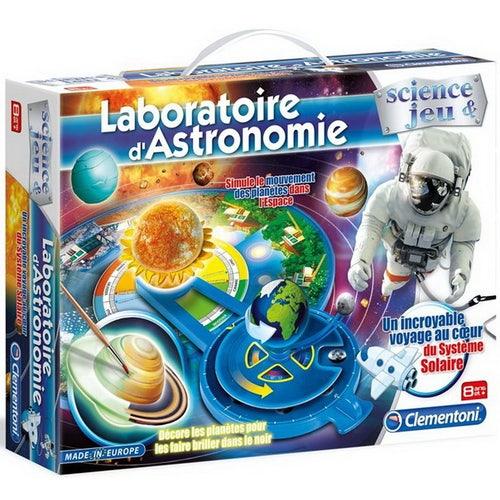 LABORATOIRE ASTRONOMIE