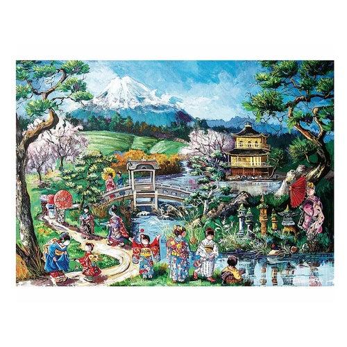 CASSE-TÊTE 1000 VISITE AU JAPON