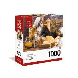 CASSE-TÊTE 1000 CHATON CUISTOT