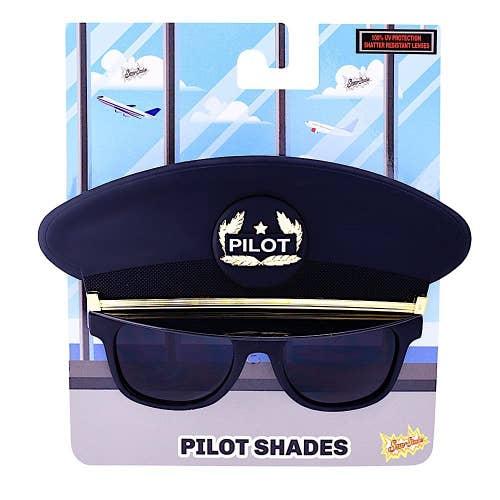 LUNETTE PILOT CAP