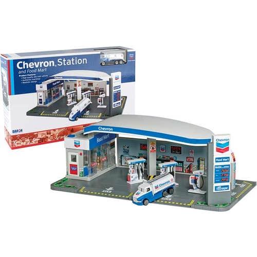 STATION SERVICE CHEVRON