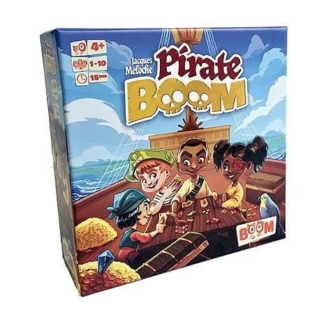 Js Le Trésor Du Pirate Boom
