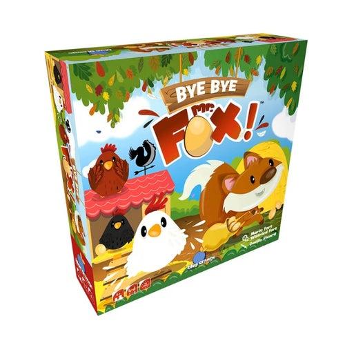 JS BYE BYE MR FOX