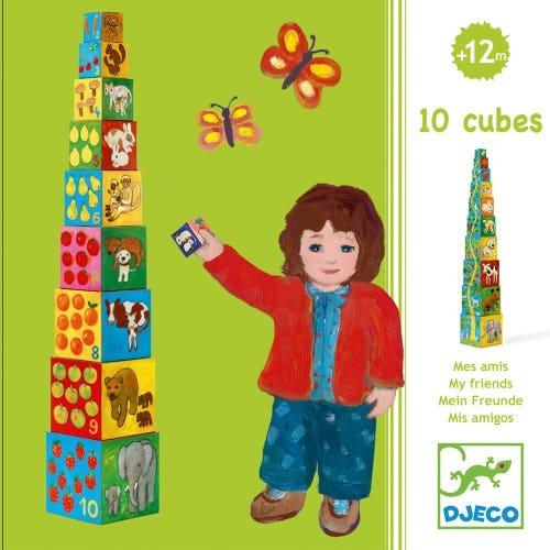 Cubes/Mes Amis