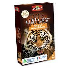 Défis Nature Animaux Redoutables