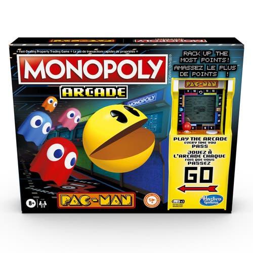Monopoly Pac Man