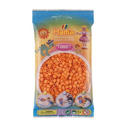 HAMA ABRICOT 1000 BILLES