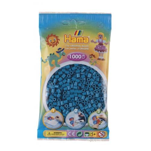 HAMA  BLEU PETROL 1000 BILLES