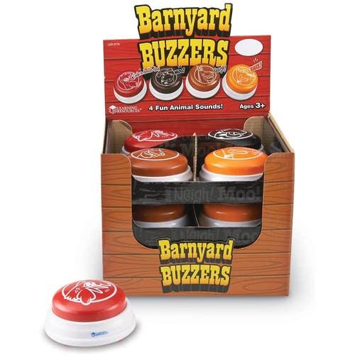 BARNYARD BUZZERS