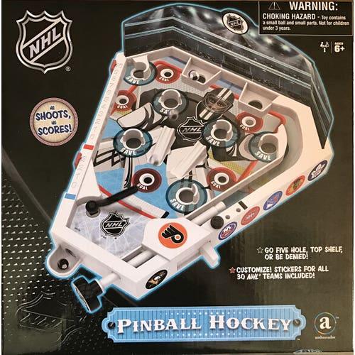 MACHINE BOULE NHL