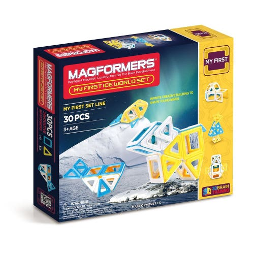 MAGFORMER GLACE 30 PC