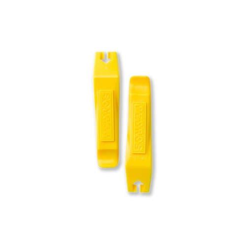Démonte pneu pédro jaune ensemble de deux