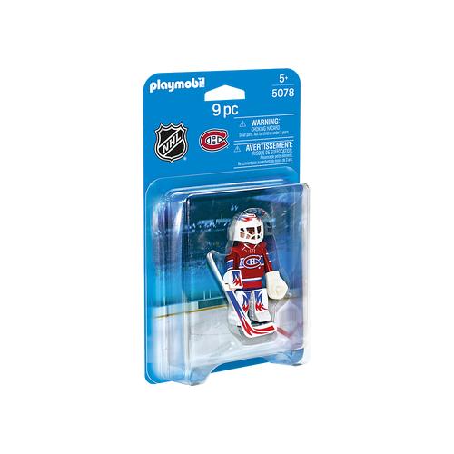 LHN Gardien de but des Canadiens de Montréal