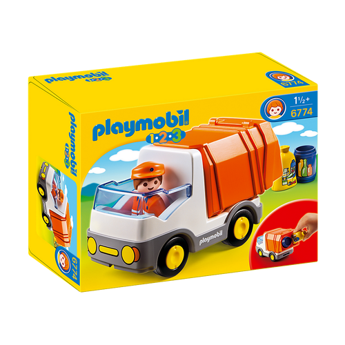 Camion à ordures 1.2.3