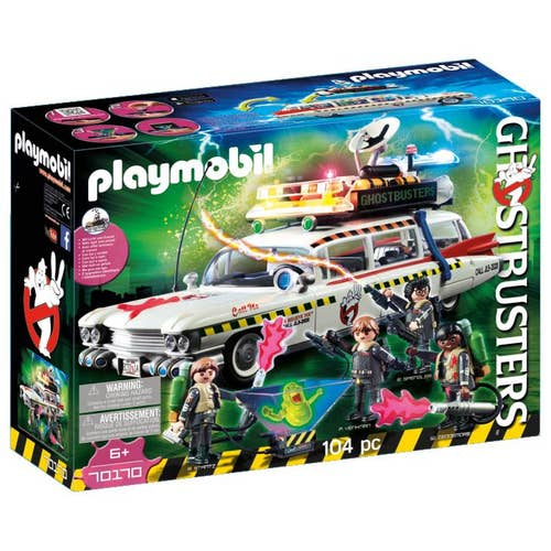 ***GHOSTBUSTERS ECTO - 1A (FILM #2)***