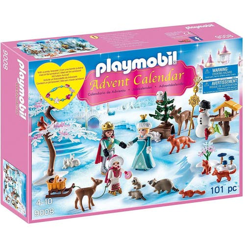 PLAYMOBIL CALENDRIER L'AVENT FAMILLE ROYALE