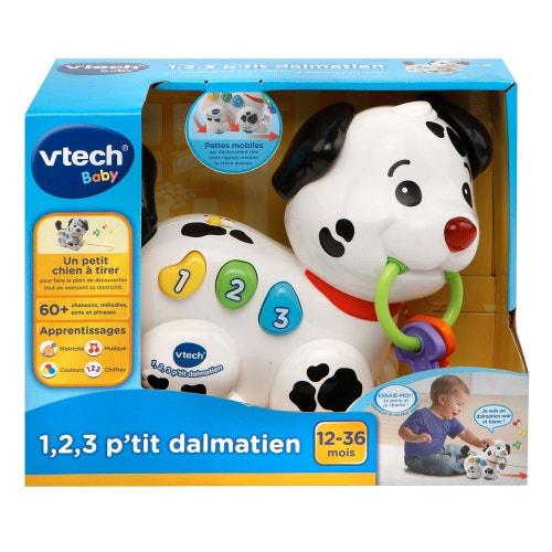 VTECH 1 2 3 PETIT DALMATIEN