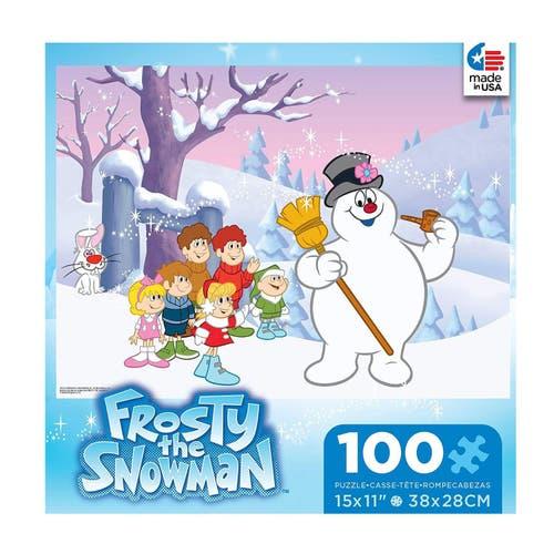 CASSE-TÊTE 100 FROSTY THE SNOWMAN
