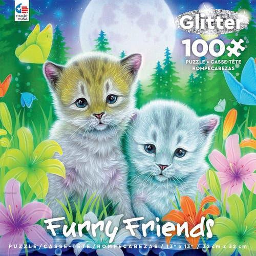 CASSE-TÊTE 100 FURRY FRIENDS