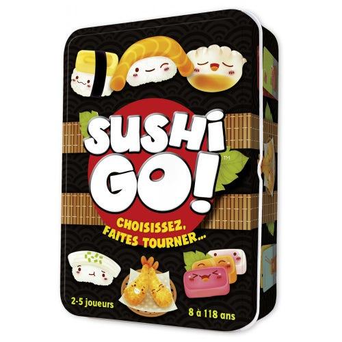 JS SUSHI GO