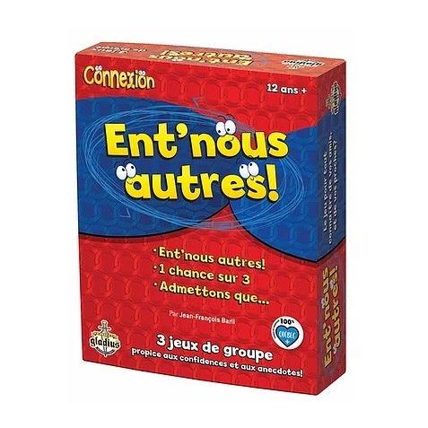 CONNEXION 3 ENT' NOUS AUTRES!