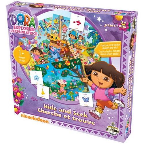 Cherche Et Trouve Dora