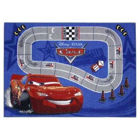 Tapis Bagnole Auto Racetrack 95X133