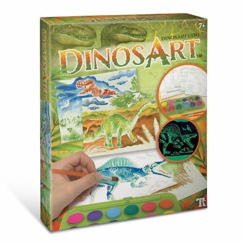 Aquarelle Magique Dinosart