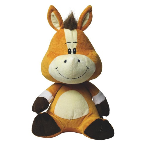 PELUCHE LUCKY LE CHEVAL SONORE