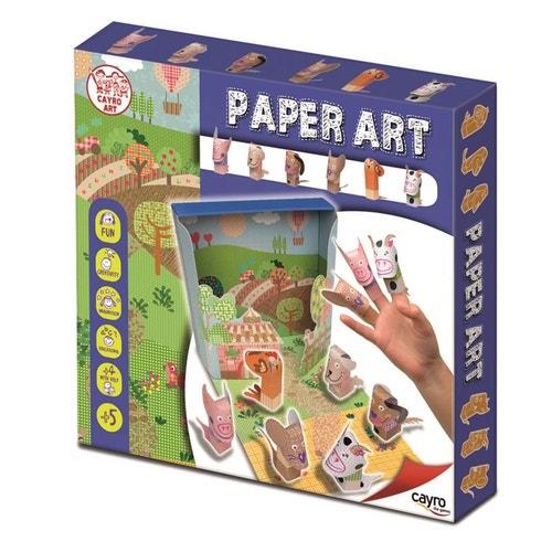 ART DE PAPIER ANIMAUX