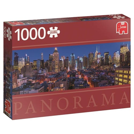CASSE-TÊTE 1000 PANORAMA HORIZON NEW-YORK