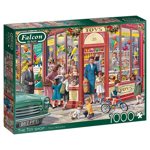 1000pc, The Toy Shop
