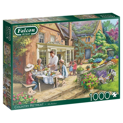 1000pc, Country House Retreat
