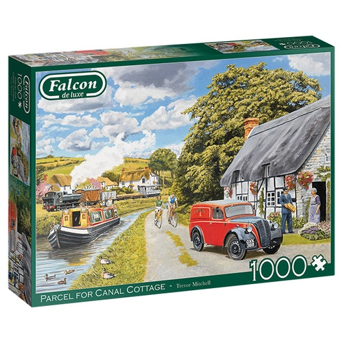 1000pc, Parcel for Canal Cottage