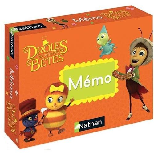 Nathan Memo Droles Petites Betes
