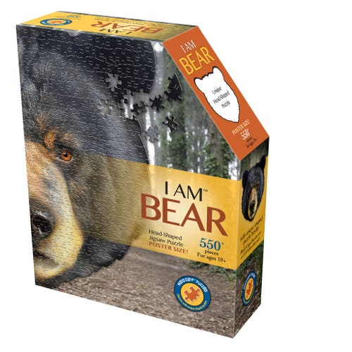 CASSE-TÊTE 550 I AM BEAR